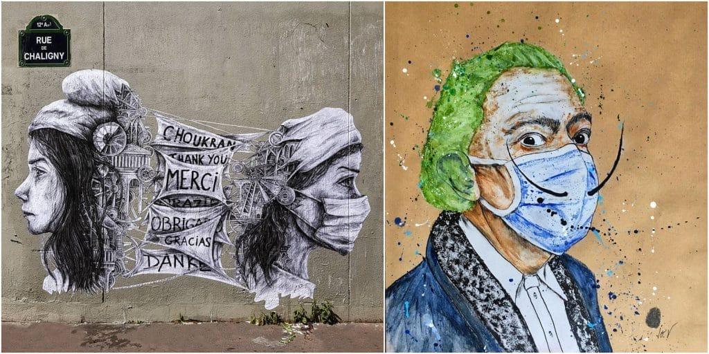 Street art Paris : les artistes urbains reprennent du service !