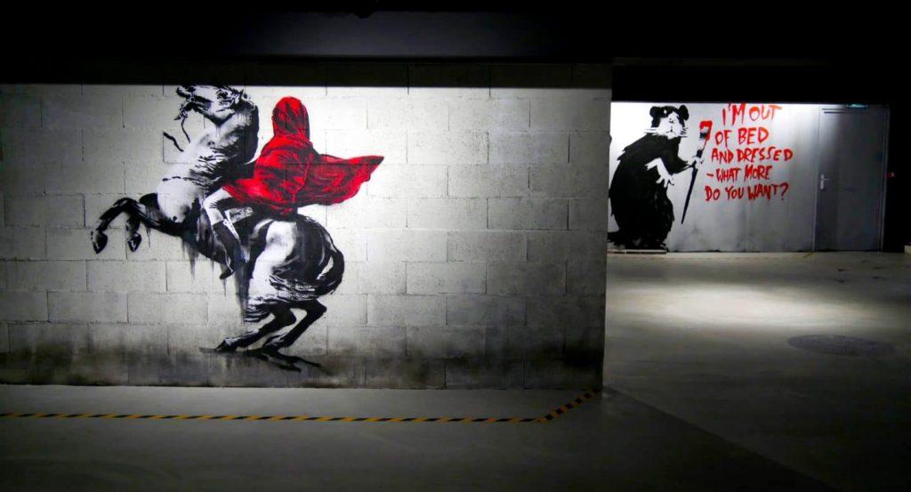 Réouverture en nocturnes de l'exposition «The World of Banksy» à Paris !