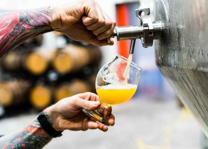 10 millions de litres de bière vont être jetés à cause de la fermeture des bars et restaurants !