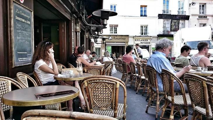 La Mairie de Paris favorable à la réouverture des terrasses début juin !