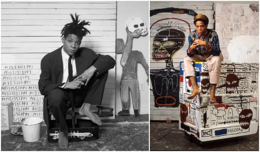 Jean-Michel Basquiat : la fascinante exposition de la Fondation Louis Vuitton disponible en ligne !