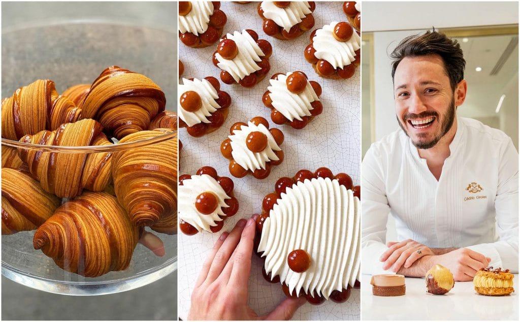 Paris : Cédric Grolet, meilleur Chef pâtissier du monde ouvre son e-shop !