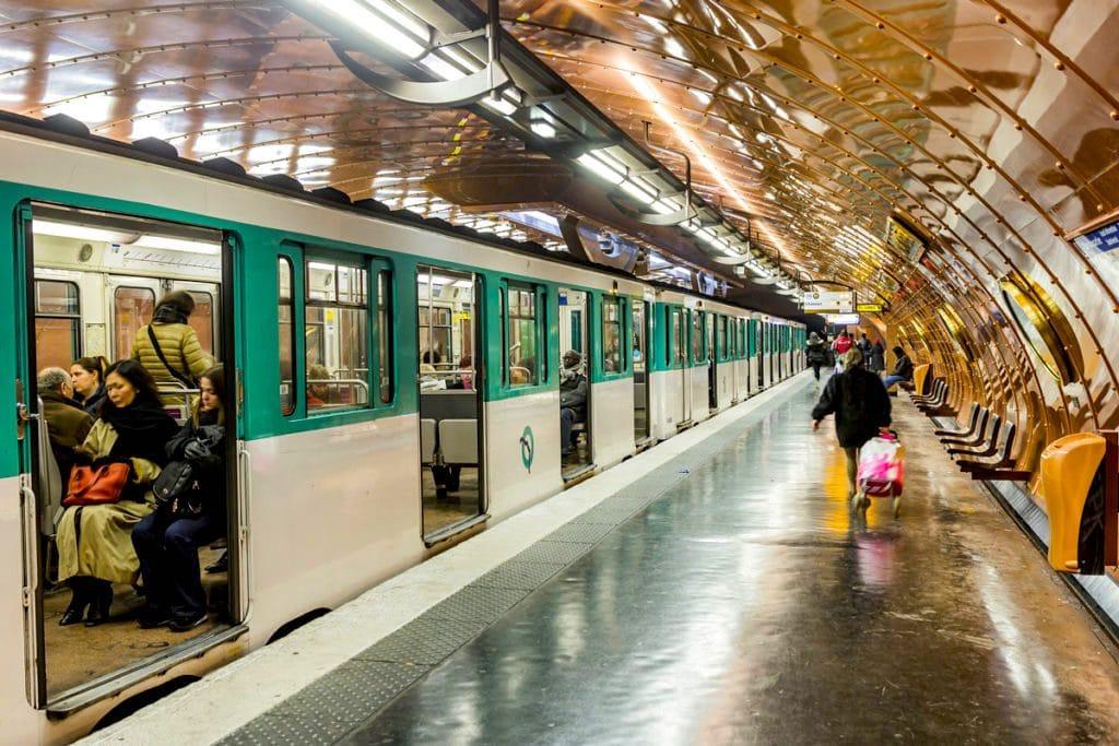 Déconfinement : la liste des 60 stations de métro qui resteront fermées le 11 mai !