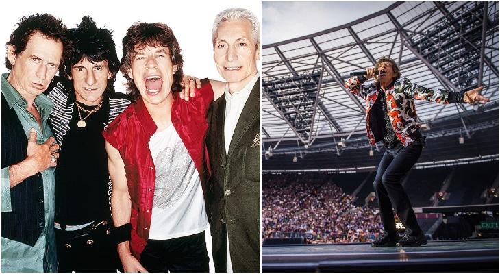 Exclusif : The Rolling Stones diffusent leurs concerts en streaming gratuitement !
