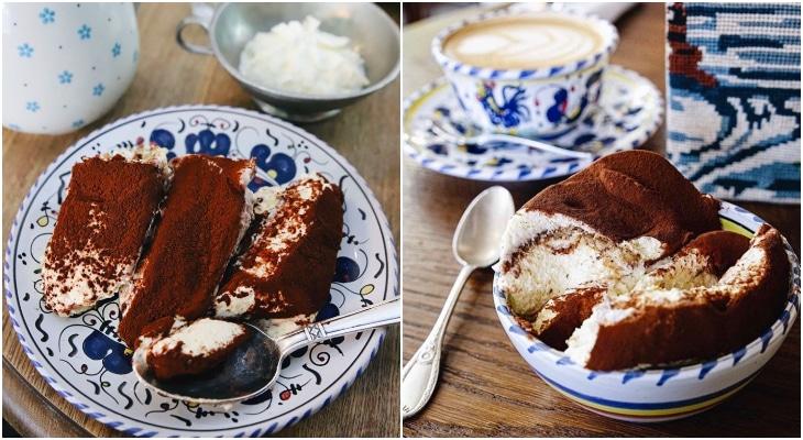 La recette du Tiramisu de la Mamma de Big Mamma !