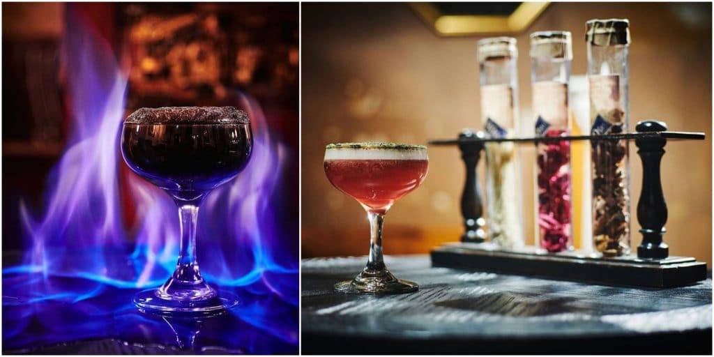 «Rehab» : le tout 1er bar à cocktails au CBD caché au sous-sol d'un hôtel parisien…