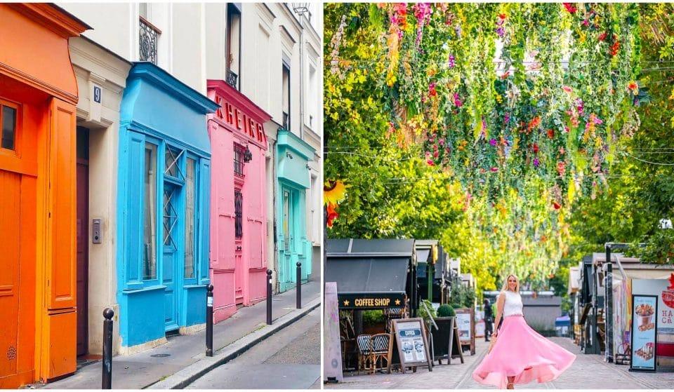 Le top des rues les plus colorées pour égayer votre été à Paris !