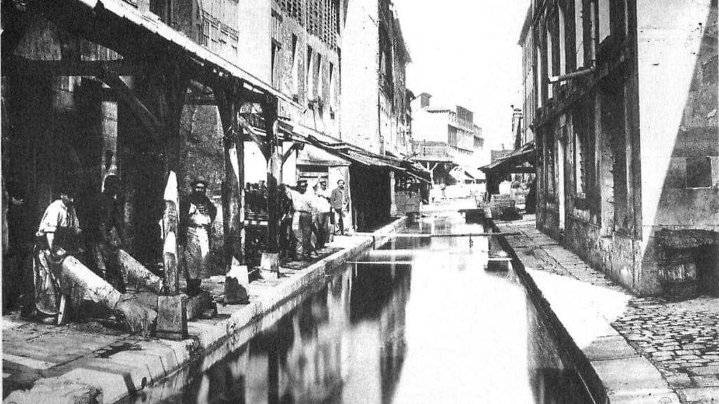 L'histoire de la Bièvre, la rivière secrète disparue de Paris !