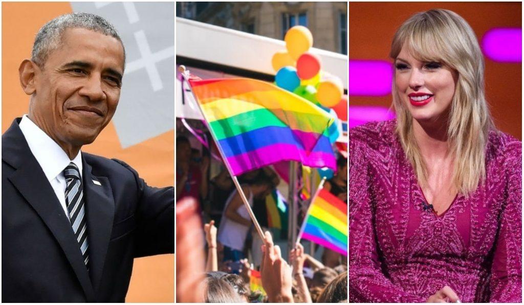 Taylor Swift, Katy Perry, Barack Obama… ils célébrent les fiertés LGBT lors d'un concert virtuel !