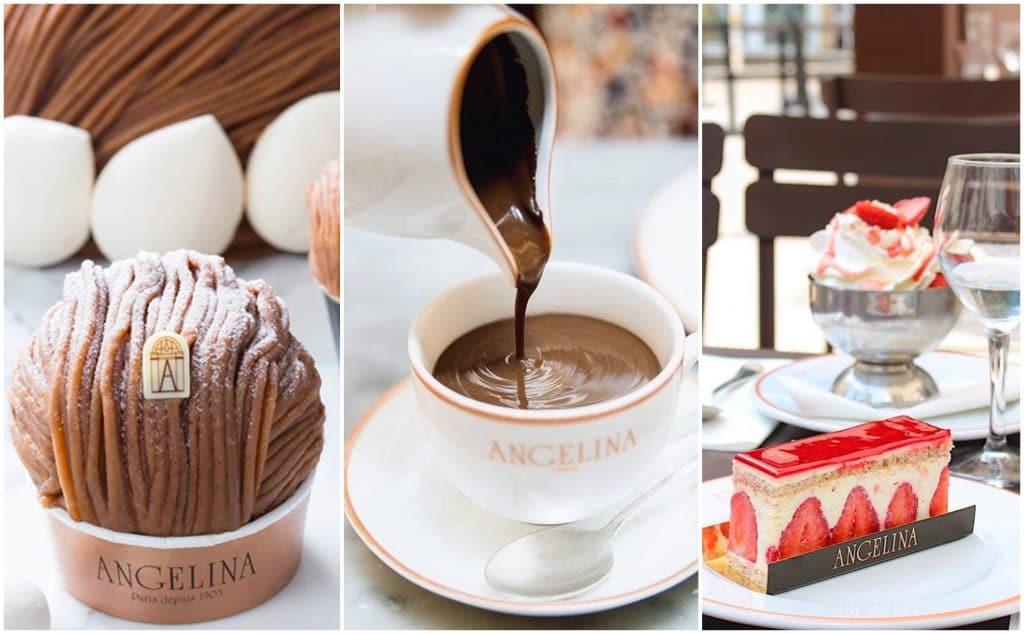 Paris : Angelina rouvre ses 4 mythiques salons de thé !