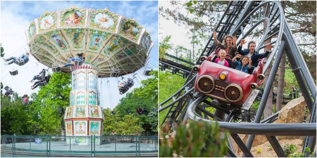 Paris : le Jardin d'Acclimatation rouvre officiellement ses manèges et attractions !
