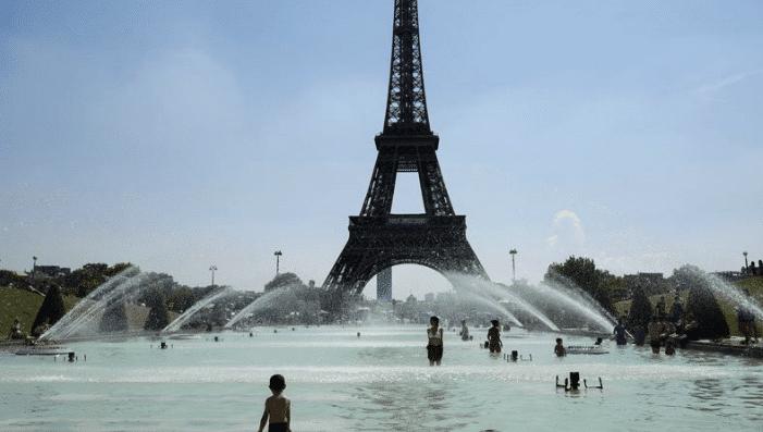 Chaud devant : plus de 30° C attendus à Paris cette semaine !