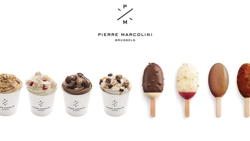 Le chef pâtissier Pierre Marcolini annonce sa nouvelle collection de glaces pour cet été 2020 !