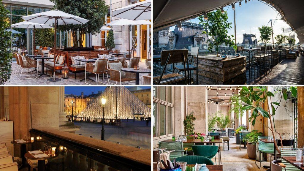 Jeune Les plus belles terrasses couvertes de Paris ! - Paris Secret KU-21