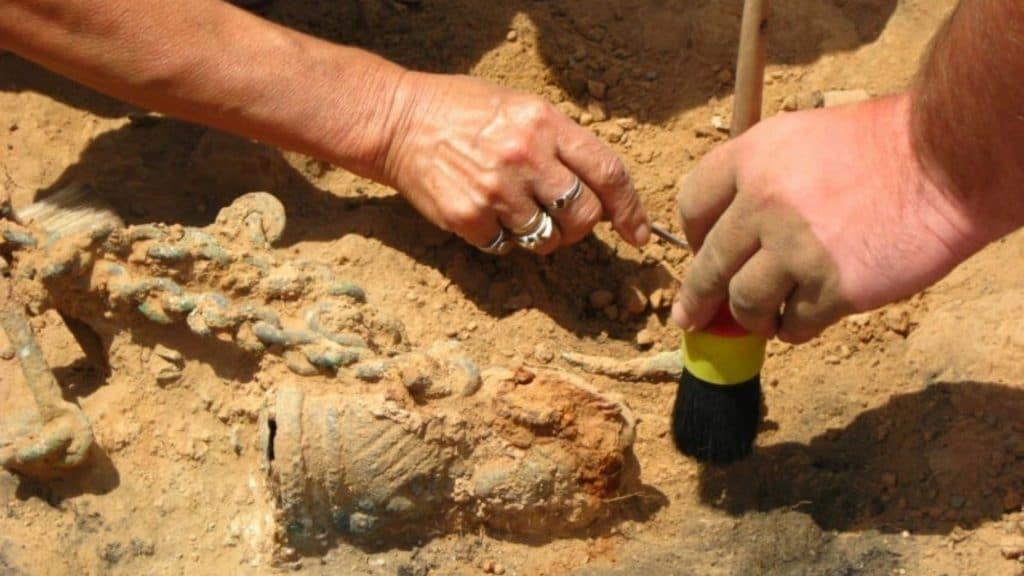Découvrez les fouilles archéologiques qui ont été réalisées près de chez vous à Paris !