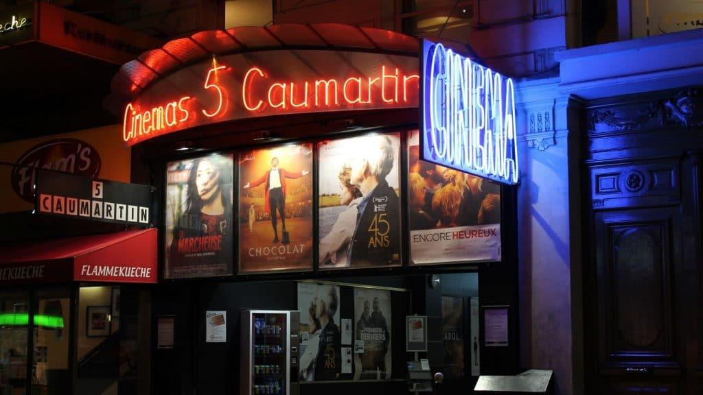 Paris : Le cinéma Les 5 Caumartin rouvre dès le 22 juin à 00h01 avec une avant-première unique !