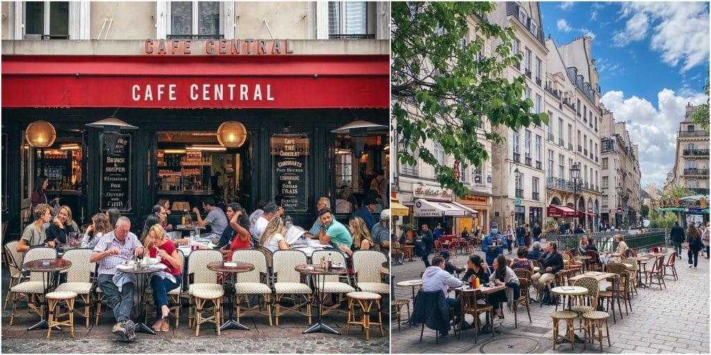 L'extension des terrasses parisiennes maintenue jusqu'au 30 septembre !