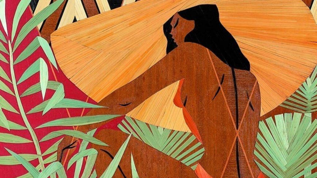 Olivia de Bona, l'artiste qui va ensoleiller votre été avec l'exposition «Summertime» !