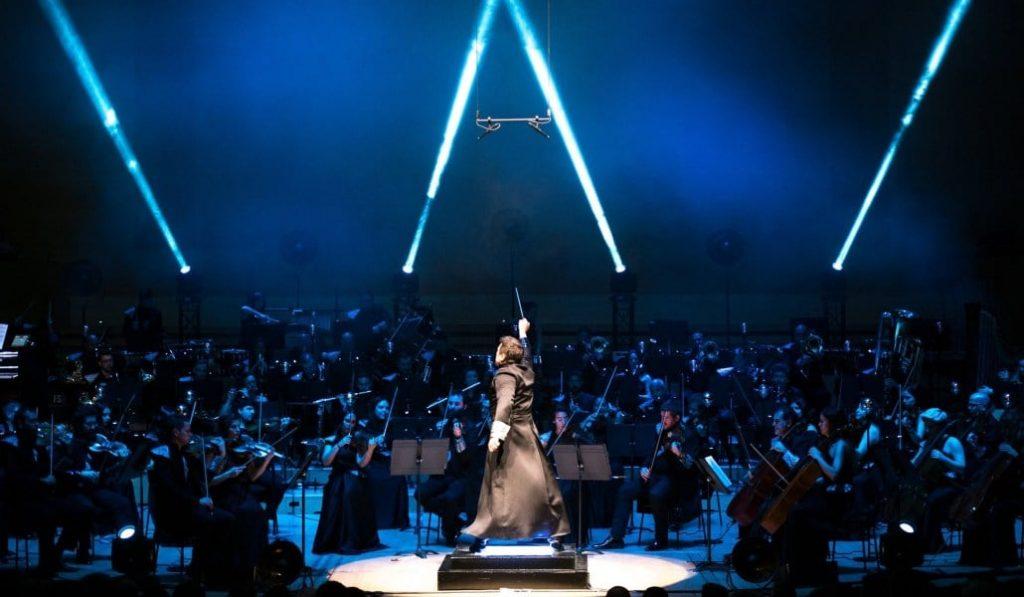 La Film Symphony Orchestra terminera sa tournée par un concert en ligne épique !