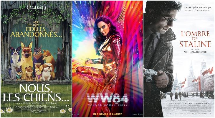Des bons plans cinéma pour les films à l'affiche dès le 22 juin à Paris !