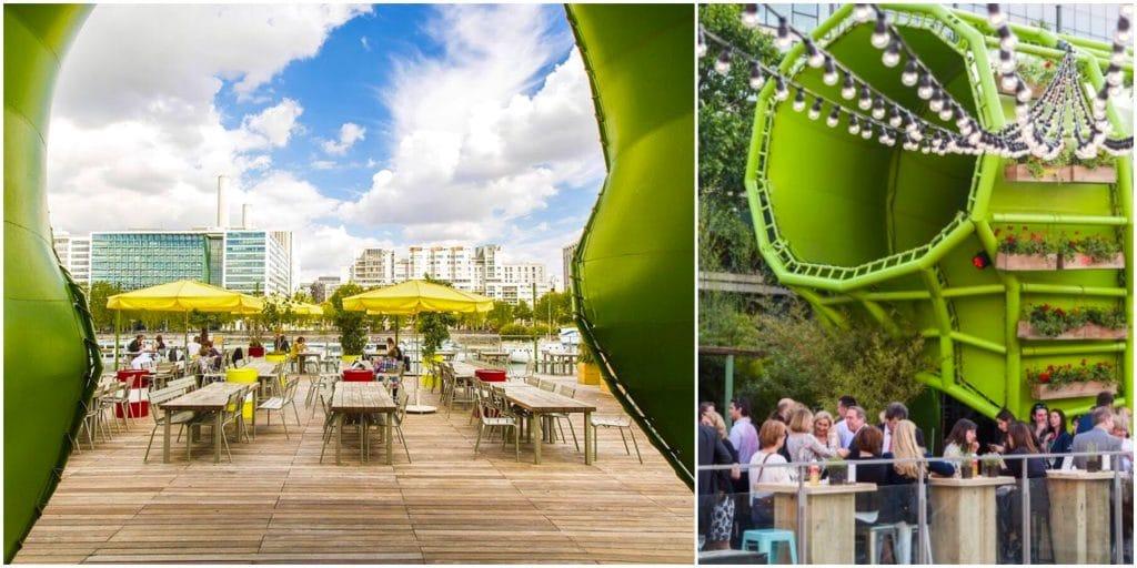 Le rooftop du Wanderlust est de retour à Paris : toutes les nouveautés !