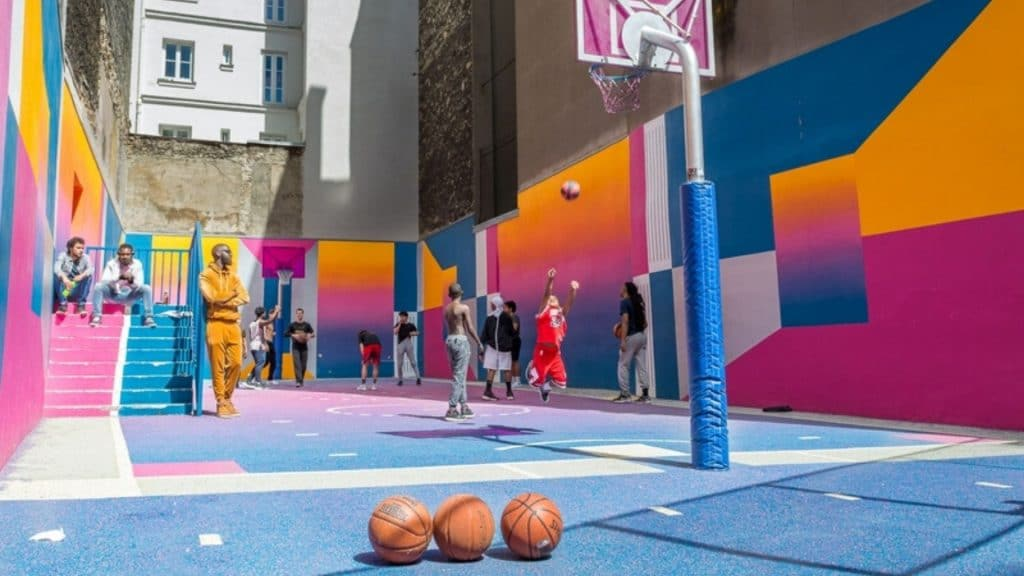 Déconfinement : les terrains de sport en plein air autorisés à rouvrir à Paris !