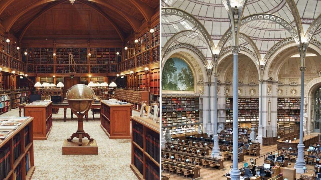 Ces bibliothèques sont les plus belles de Paris !