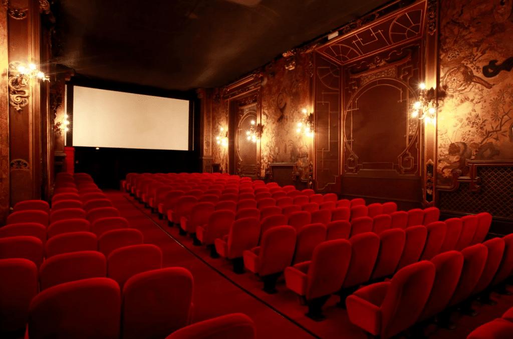 Découvrez les plus beaux cinémas de Paris !