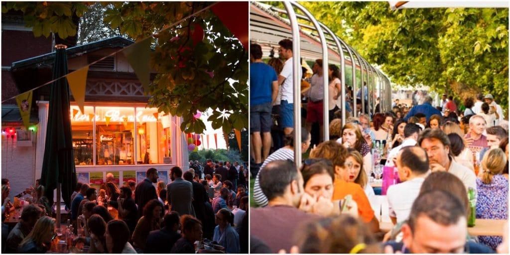 Paris : réouverture des terrasses Rosa Bonheur dès cette semaine !