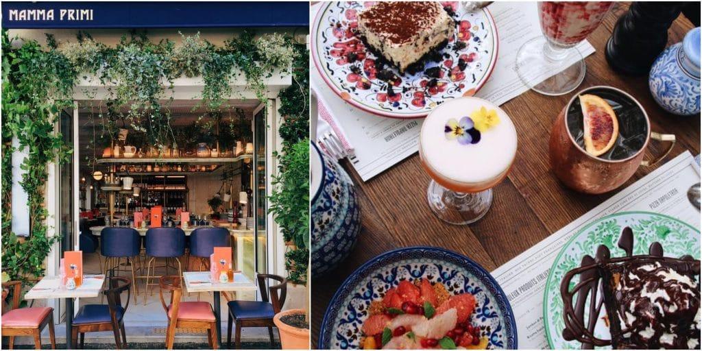 Paris : toutes les terrasses des restaurants Big Mamma rouvrent leurs portes !