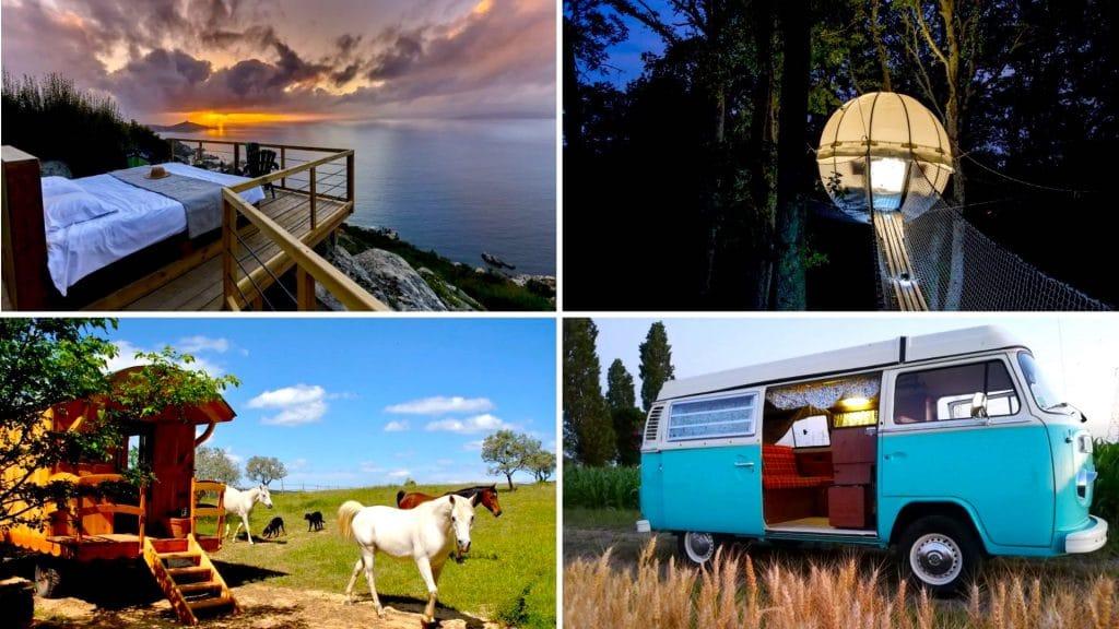 Top des locations Airbnb les plus dépaysantes et insolites de France !