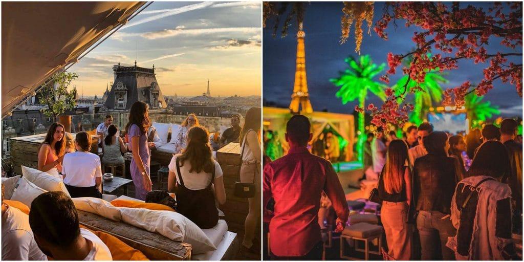 20 rooftops à la vue sublime pour se sentir encore en vacances à Paris !