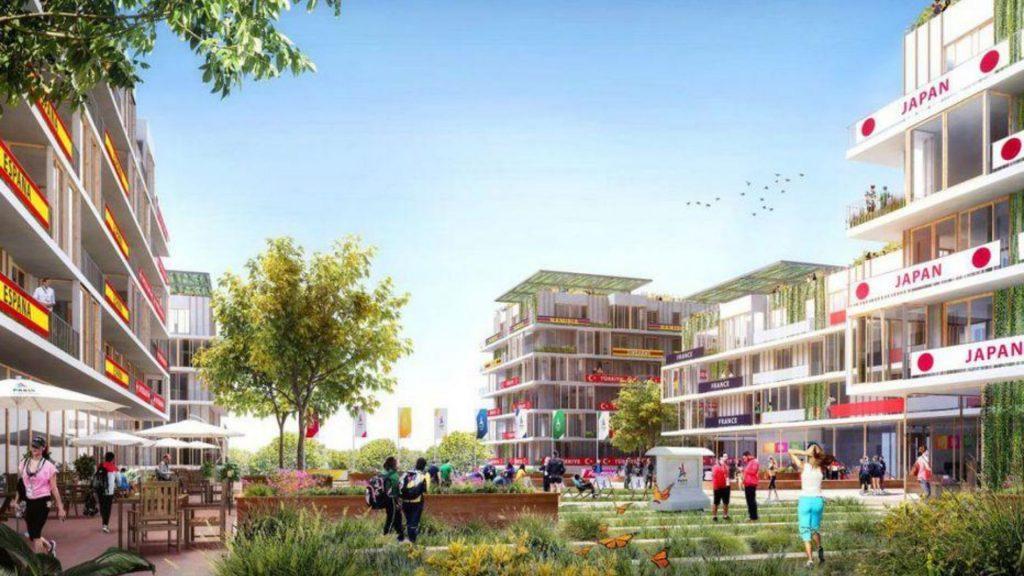 Paris 2024 : Des visites gratuites du futur village olympique !