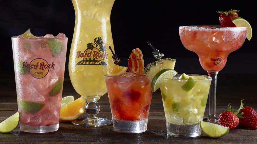 Le Hard Rock Café Paris célèbre sa réouverture avec un happy hour pas cher pour tout l'été !