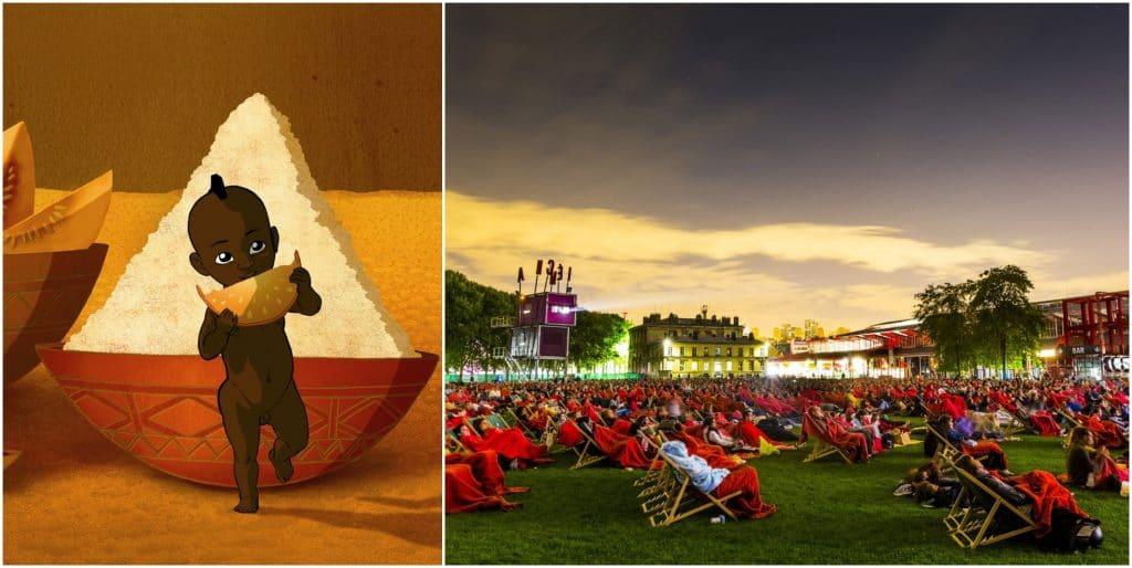Tout l'été, profitez du cinéma en plein air GRATUIT du Parc de La Villette !