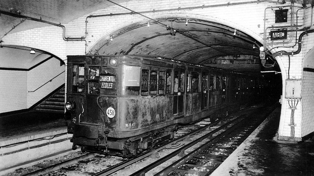 Le métro parisien a fêté ses 120 ans : retour en images sur son histoire !