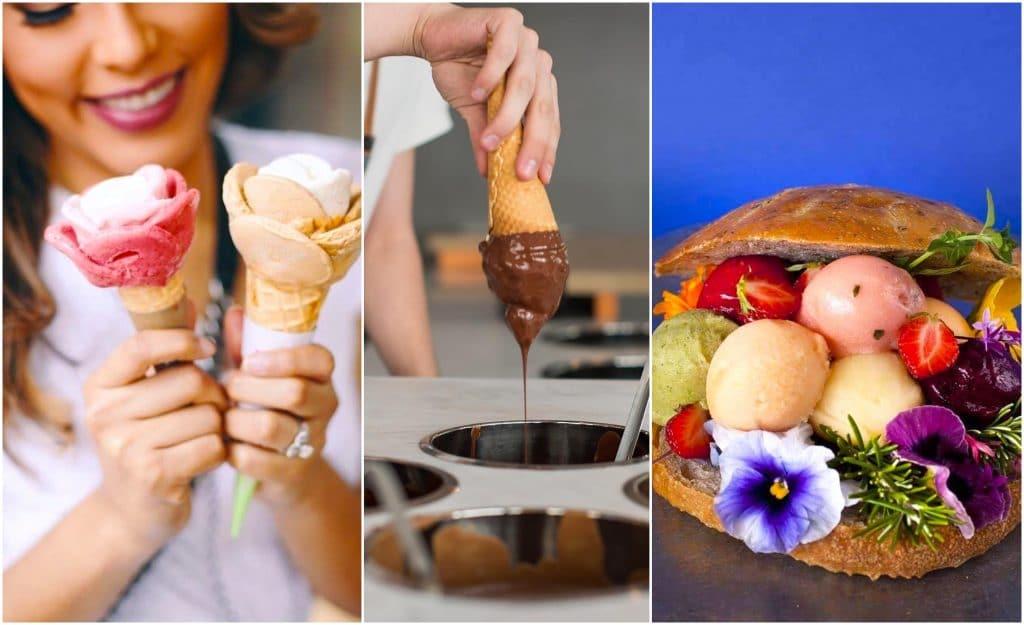 Top 10 des glaces les plus insolites de l'été 2020 à Paris !