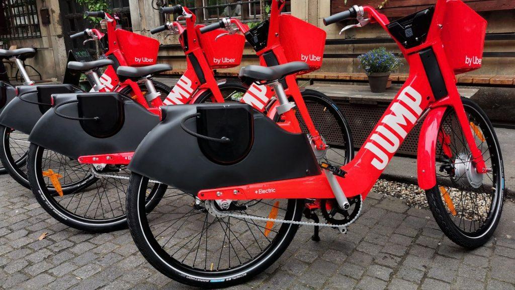 Les vélos en libre-service en Jump font leur retour à Paris !