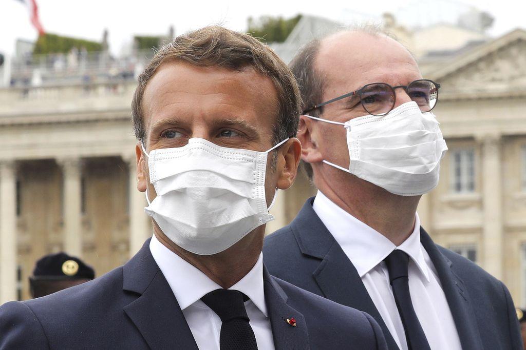 Coronavirus : le port du masque obligatoire dans les lieux publics clos dès le 1er août !