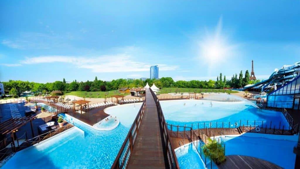 Aquaboulevard Paris : le plus grand parc aquatique d'Ile de France rouvre ses portes !
