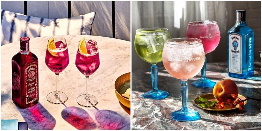 Les 5 meilleures recettes de cocktails d'été à base de Gin !