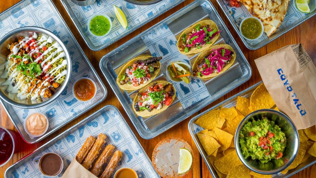 Coyo Taco, les meilleurs tacos des Etats-Unis, débarquent à Paris !