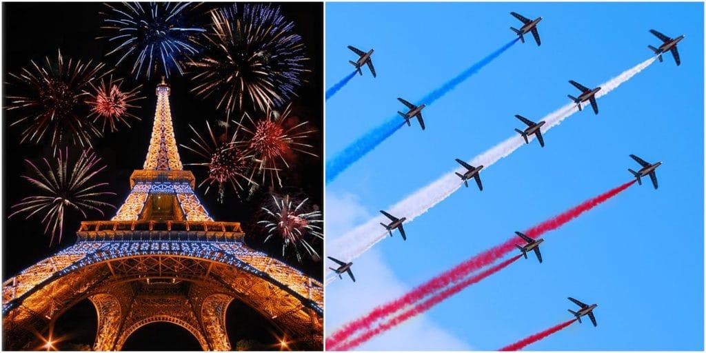 Que faire à Paris pour le 14 juillet ?