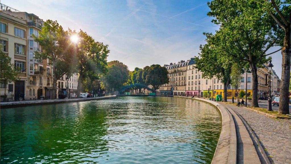Paris : Anne Hidalgo réélue, le Canal Saint-Martin devient officiellement piéton !