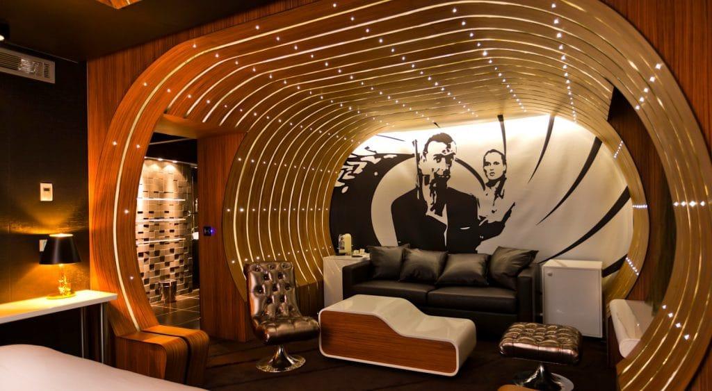 Les 20 chambres d'hôtel les plus insolites de Paris !