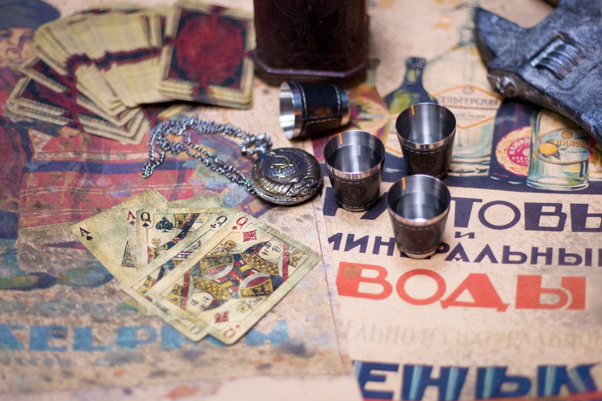 soviet club paris experience sous marin