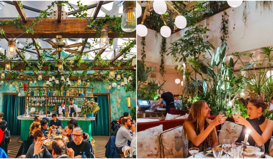 Paris : les plus beaux restaurants et bars à décoration végétale !