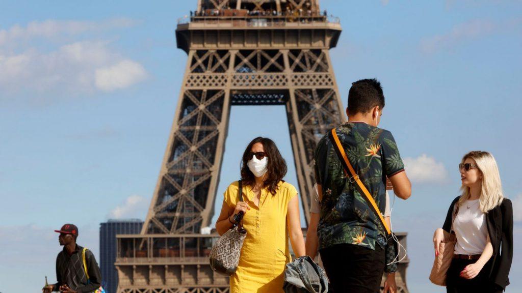 Coronavirus : le port du masque rendu obligatoire PARTOUT dans Paris annonce Jean Castex !
