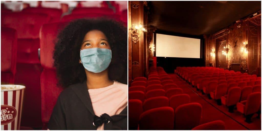 Coronavirus : le port du masque devient obligatoire dans les salles de cinéma !