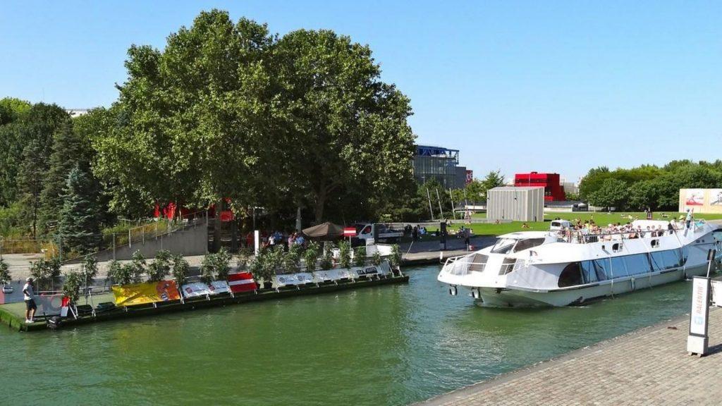 Les Scènes Flottantes : les concerts sur l'eau sur le Bassin de la Villette sont de retour !